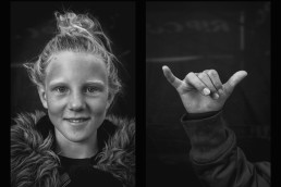 Will Saunders Torfino Portaits - locals project